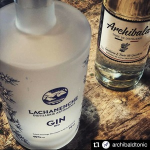 #Repost @archibaldtonic • • • • • • Lachanenche Gin x Archibald Tonic pour un gin tonic 100% bio, craft et français ! 2 distilleries artisanales et familiales. L'une nichée dans les Alpes du Sud dans la vallée de l'Ubaye, et la nôtre entre Cognac et Bordeaux. Et dans les 2, du savoir-faire, de la passion...et un engagement éco-responsable !⠀ [ENGLISH]: Lachanenche Gin x Archibald Tonic for a 100% organic, craft and French gin and tonic! 2 craft and family distilleries. One nestled in the Southern Alps in the Ubaye valley, and ours between Cognac and Bordeaux. And in both, know-how, passion ... and an eco-responsible commitment!⠀ #gintonic #organic #bio #madeinfrance #frenchgintonic #craft #distillateurs #distillers #savoirfaire #committed #ecoresponsable #responsible #lachanenchegin #craftgin #organicgin #frenchgin #alpes #ubaye #archibaldtonic #tonicwater #craftmixer #cognac #bordeaux #distillerieartisanale #craftdistillery #ginto #positivespirit #ginlover