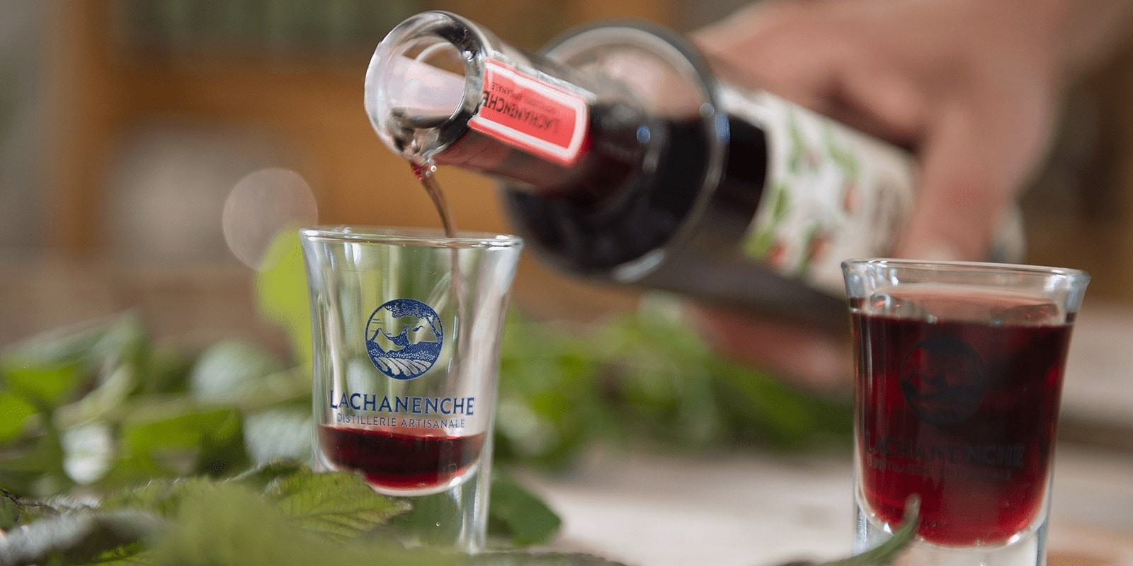 Une distillerie au cœur de l'Ubaye